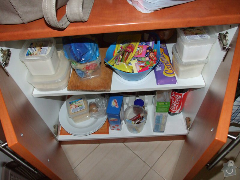 Renovace kuchyňské linky: 052