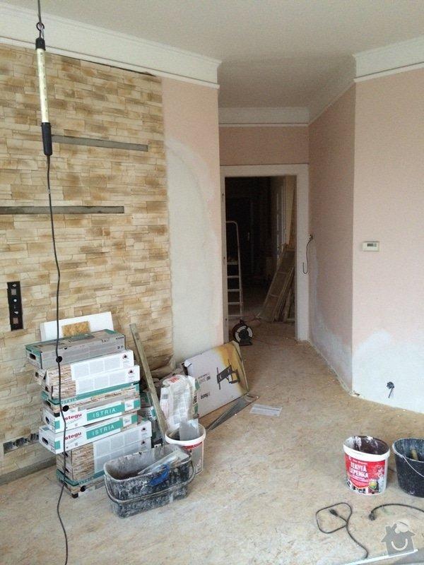 Pokládka obkladů (cca 26m2) a dlažby (7m2) v koupelně, WC a v předsíni: IMG_3753