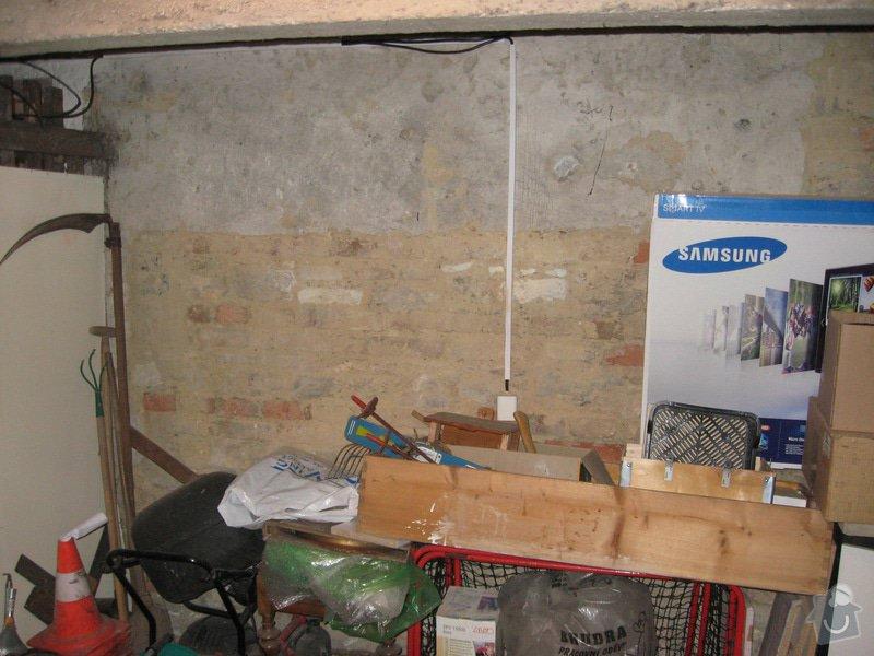 Rekonstrukce sklepu: 1a