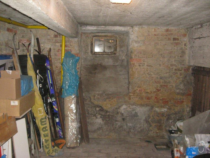 Rekonstrukce sklepu: 2