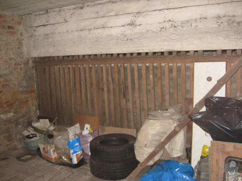 Rekonstrukce sklepu: 3