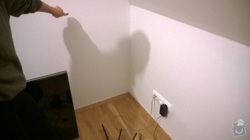 Elektrikarske práce+malování: udelat_nove_zasuvky_na_vedlejsi_zed