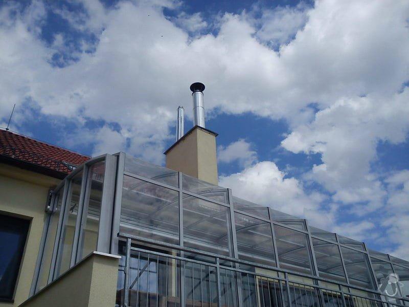 Elektronistalace v rodinném domě v Kratochvilce u Brna: DSC00003
