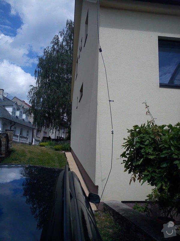 Elektronistalace v rodinném domě v Kratochvilce u Brna: DSC00004