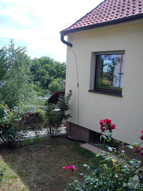 Elektronistalace v rodinném domě v Kratochvilce u Brna: DSC00005