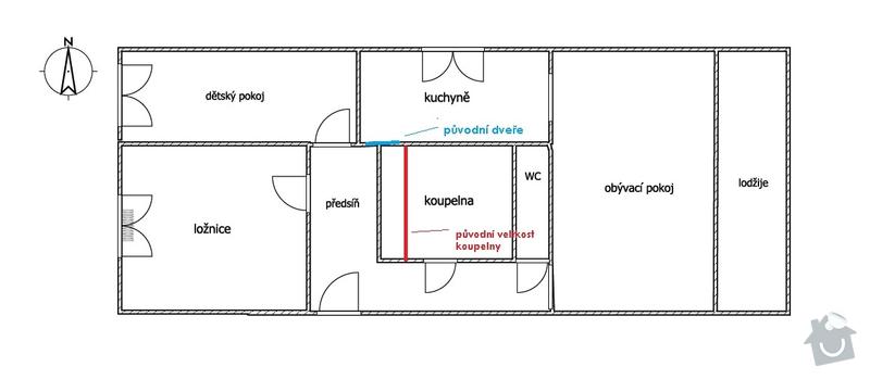 Rekonstrukce bytu 3+1 (70m2): nakres_bytu