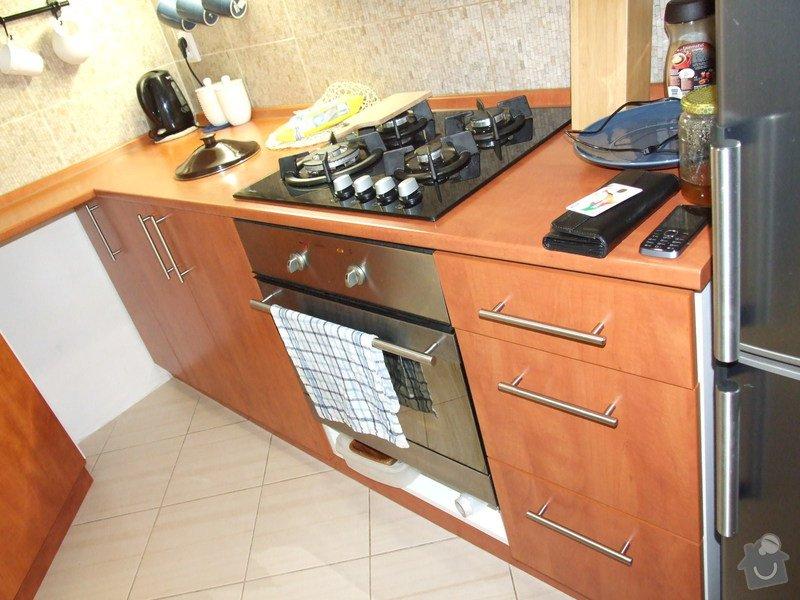 Renovace kuchyňské linky: 007