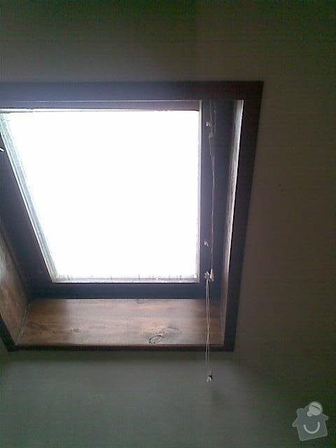 Oprava nebo dodávka nových žaluzií do 2 střešních oken: Obraz189