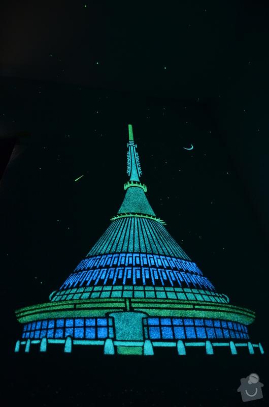 Malba nočního nebe: DSC_0973