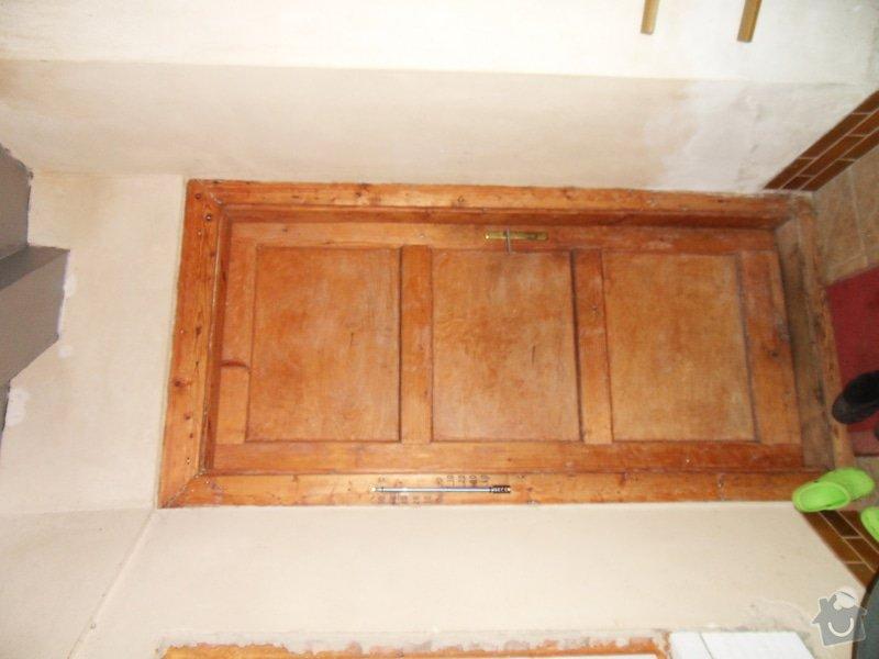 Vchodové dveře: SDC18039