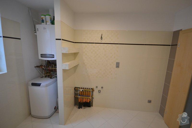 Realizace koupelny a Wc v novostavbě: Vlkose_5_