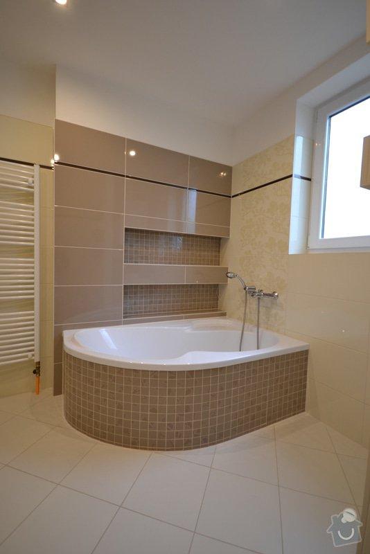 Realizace koupelny a Wc v novostavbě: Vlkose_9_
