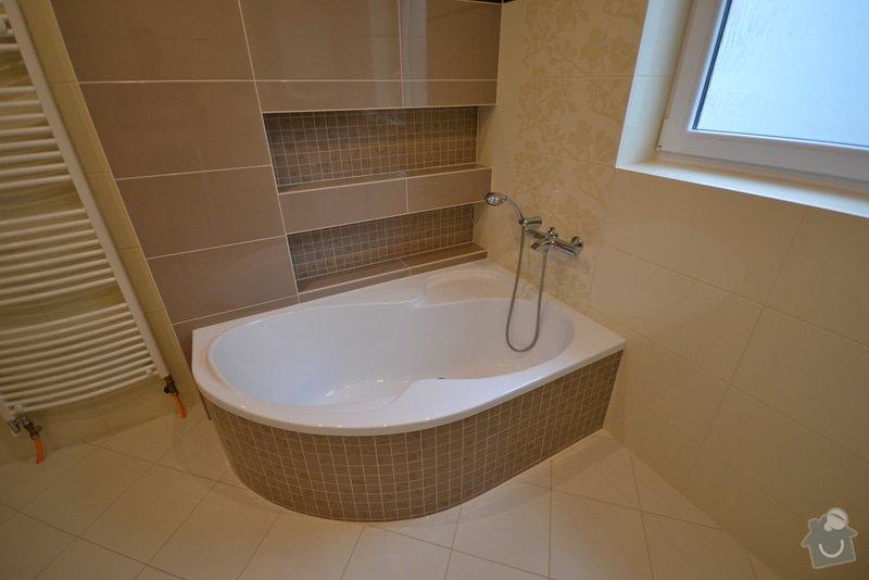 Realizace koupelny a Wc v novostavbě: Vlkose_10_