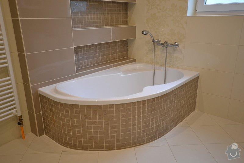 Realizace koupelny a Wc v novostavbě: Vlkose_11_