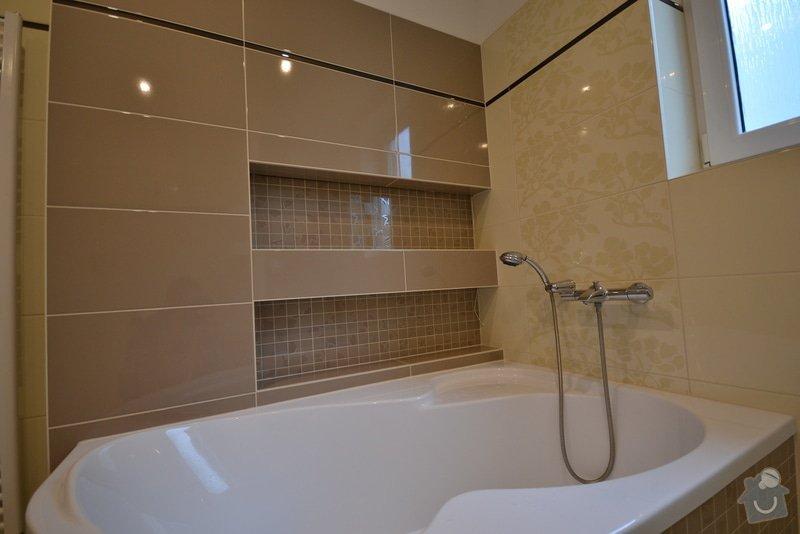 Realizace koupelny a Wc v novostavbě: Vlkose_13_