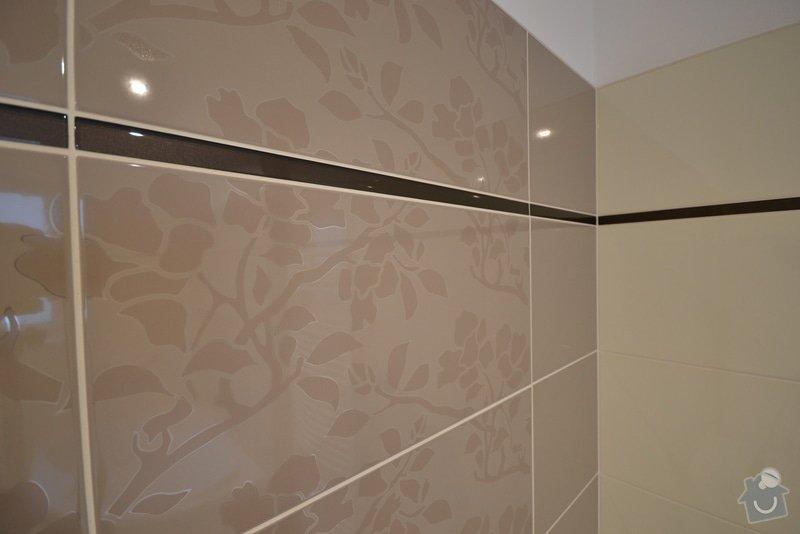 Realizace koupelny a Wc v novostavbě: Vlkose_17_