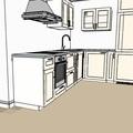Zhotoveni kuchynske linky kuchyn