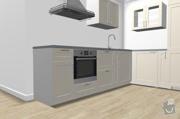 Zhotovení kuchyňské linky: kuchyn_2