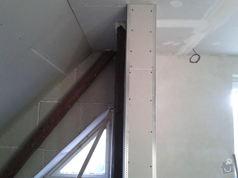 Zateplení šikmé střechy : 20141212_133934