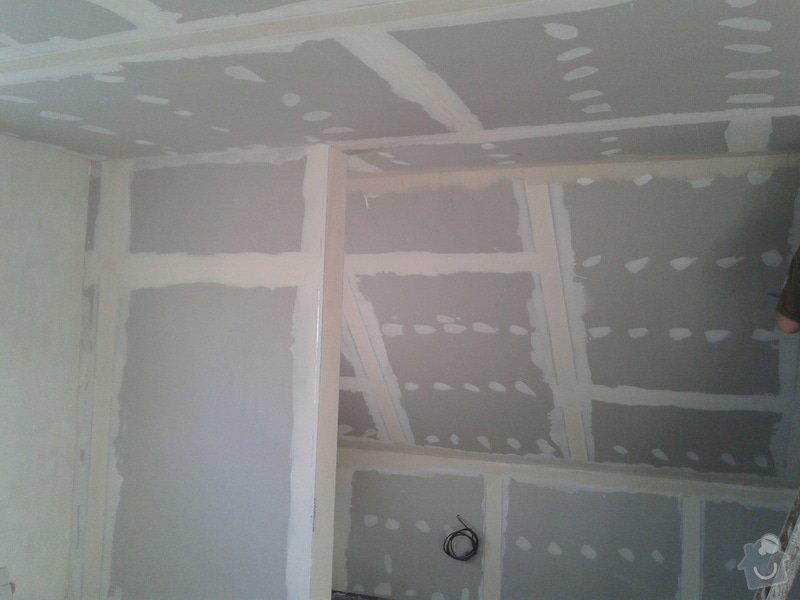 Zateplení šikmé střechy : 20141212_133949