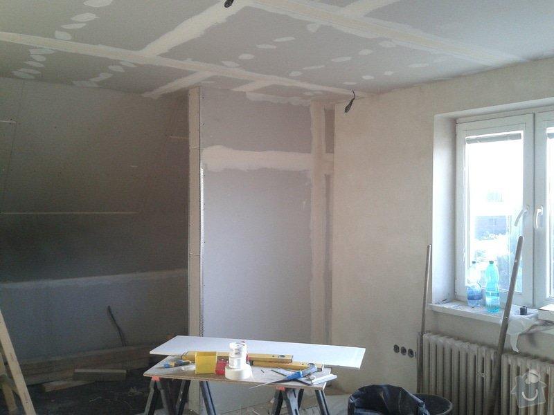 Zateplení šikmé střechy : 20141212_134000