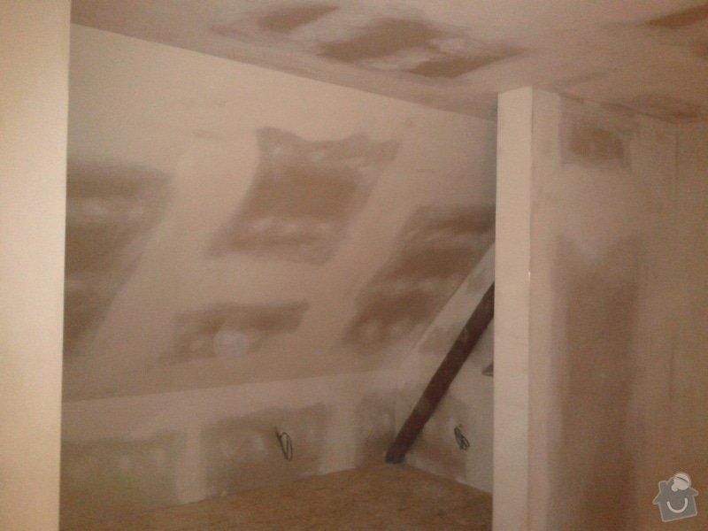 Zateplení šikmé střechy : 20141215_171812