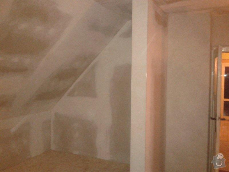 Zateplení šikmé střechy : 20141215_171834