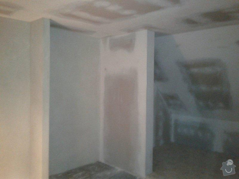 Zateplení šikmé střechy : 20141215_171843