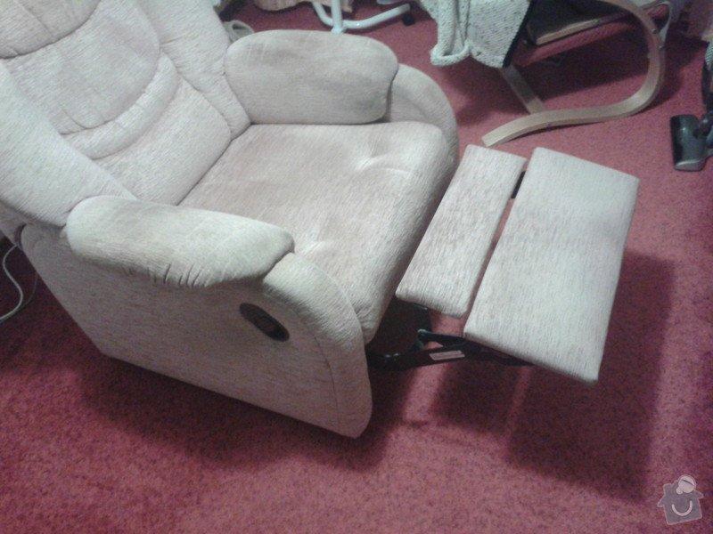Oprava nábytku (relaxačního křesla): Oprava_kresla-Vsechna_remesla
