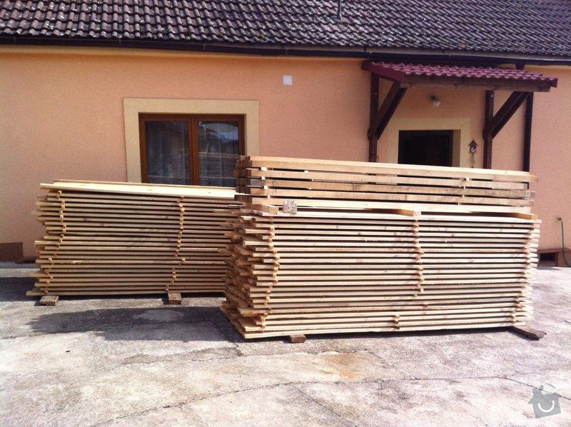 Dřevo pro stavbu plotu: IMG_0874