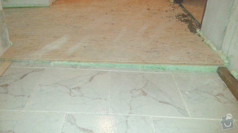 Vyrovnání podlahy a položení OSB: 2014-12-17_16.34.14