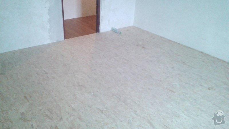 Vyrovnání podlahy a položení OSB: 2014-12-18_13.59.11