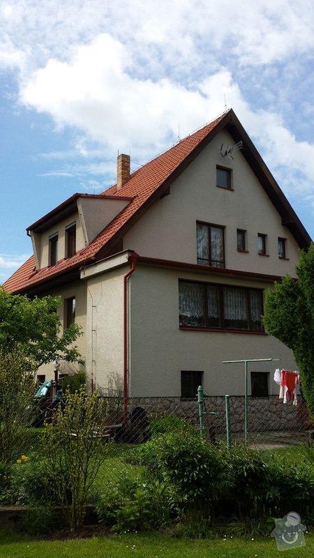 Rekonstrukce šikmé střechy: Sever_vychod