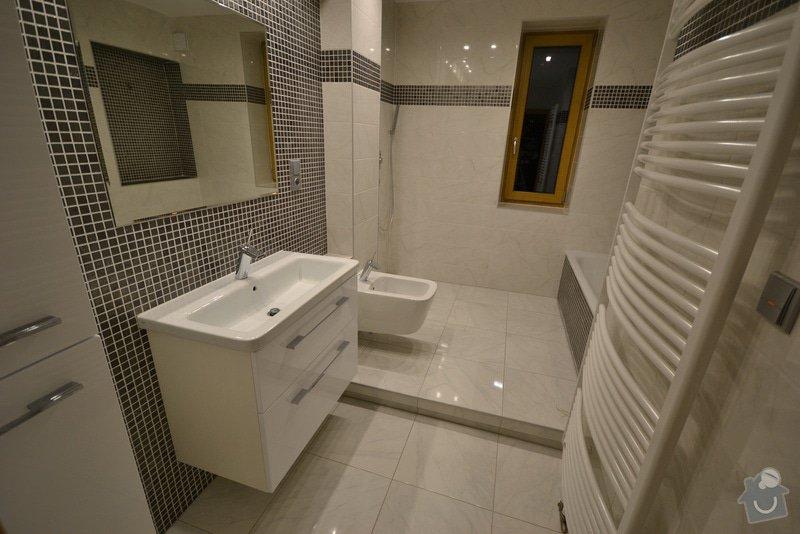 Rekonstrukce dvou koupelen v rodinném domku: Popelka_1._1_