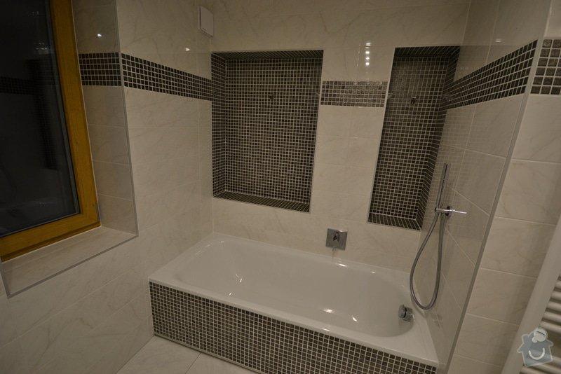 Rekonstrukce dvou koupelen v rodinném domku: Popelka_1._6_
