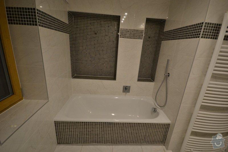 Rekonstrukce dvou koupelen v rodinném domku: Popelka_1._7_