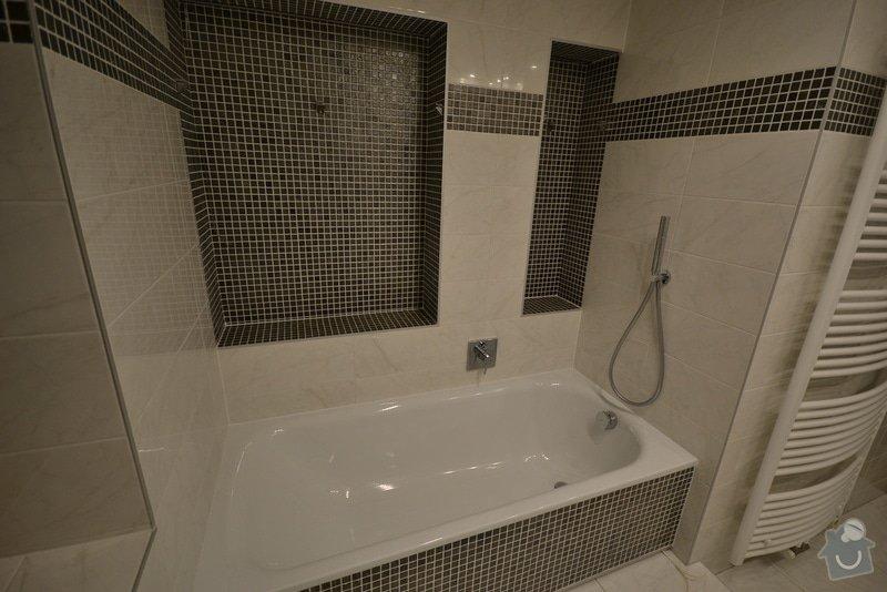 Rekonstrukce dvou koupelen v rodinném domku: Popelka_1._8_