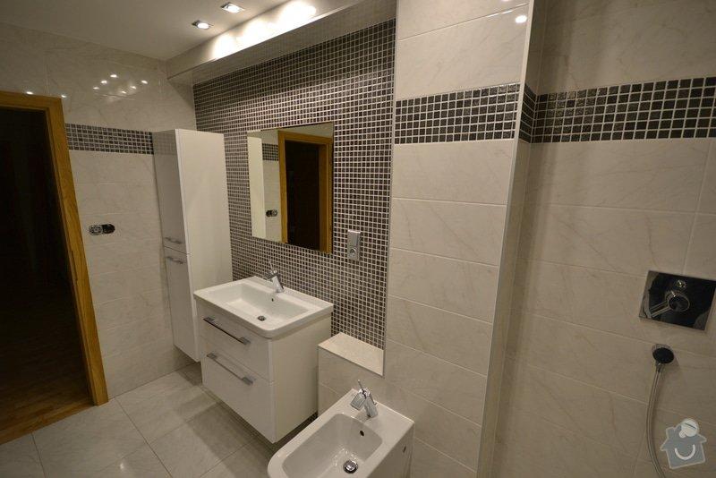 Rekonstrukce dvou koupelen v rodinném domku: Popelka_1._11_