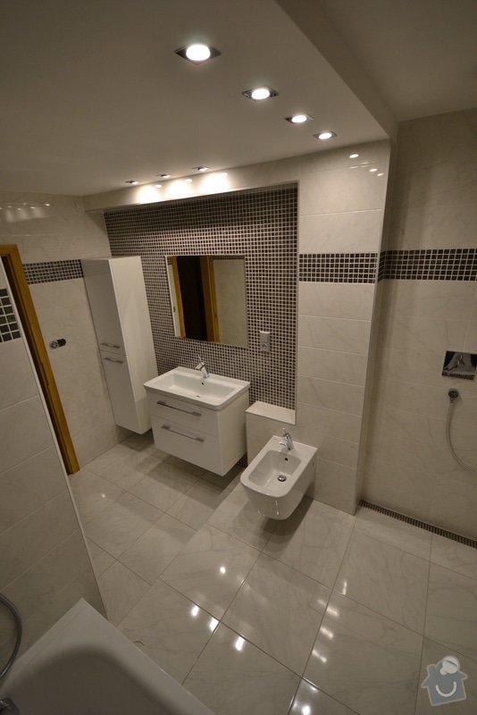 Rekonstrukce dvou koupelen v rodinném domku: Popelka_1._13_