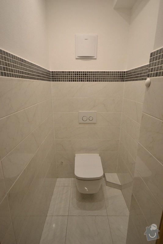 Rekonstrukce dvou koupelen v rodinném domku: Popelka_1._14_