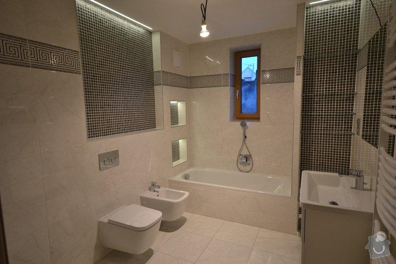 Rekonstrukce dvou koupelen v rodinném domku: Popelka_2._1_