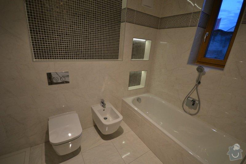 Rekonstrukce dvou koupelen v rodinném domku: Popelka_2._2_