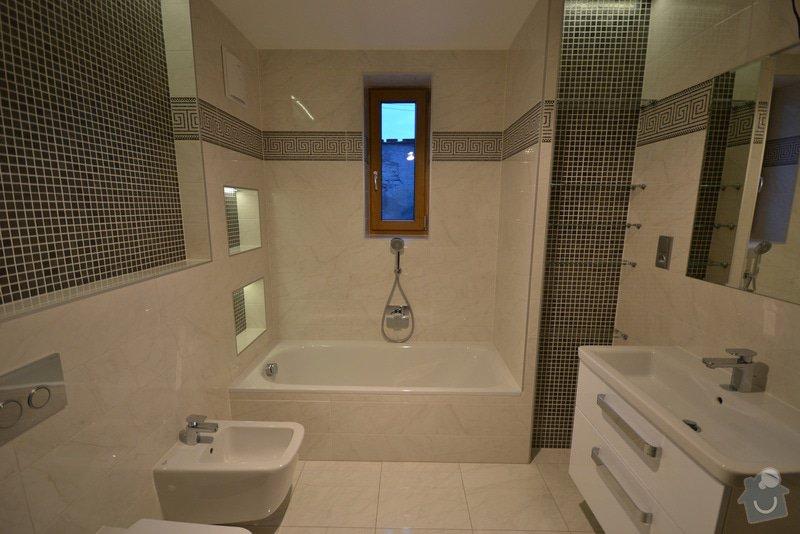 Rekonstrukce dvou koupelen v rodinném domku: Popelka_2._3_
