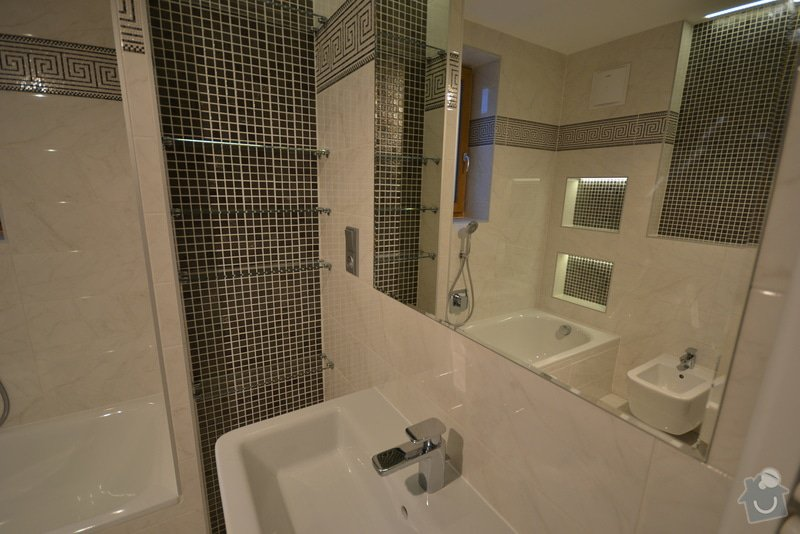 Rekonstrukce dvou koupelen v rodinném domku: Popelka_2._6_