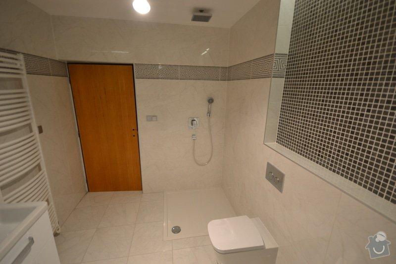 Rekonstrukce dvou koupelen v rodinném domku: Popelka_2._8_