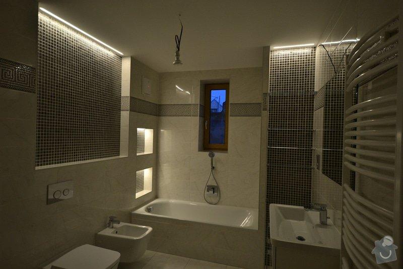 Rekonstrukce dvou koupelen v rodinném domku: Popelka_2._15_