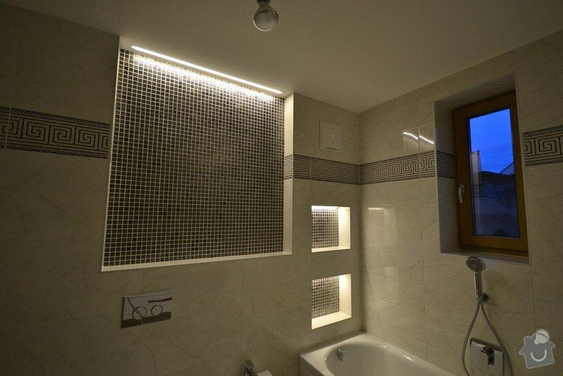 Rekonstrukce dvou koupelen v rodinném domku: Popelka_2._16_
