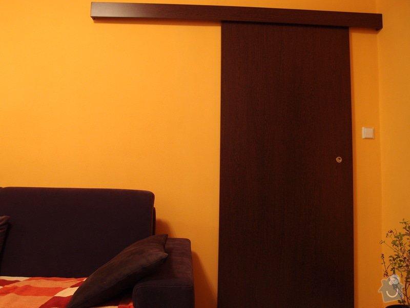 Posuvne dvere, nabytok do obyvacky: PC196538