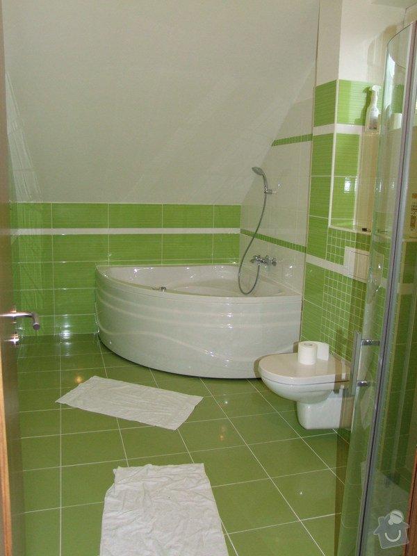 Obložení koupelen: 2014_05_01_001