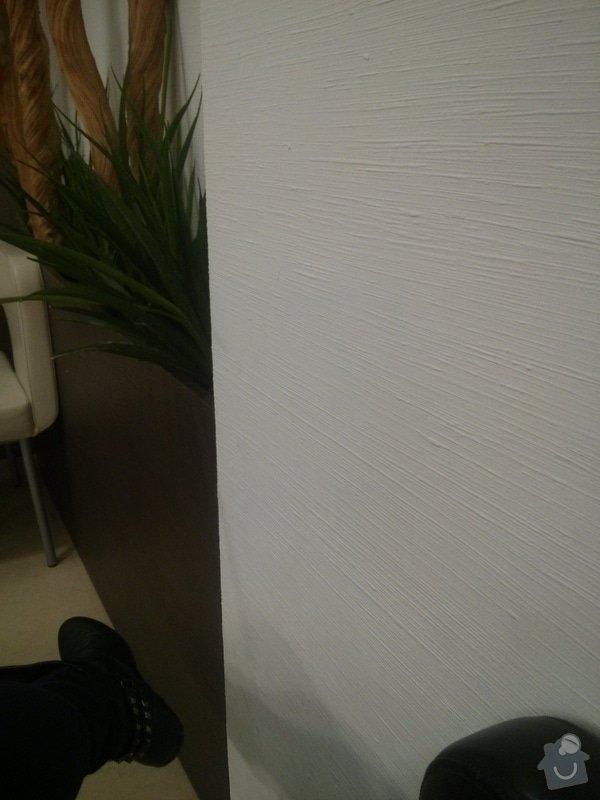 Reliefní horizontálně stěrkovaná výmalba do chodby : IMG_20141121_092823_1_